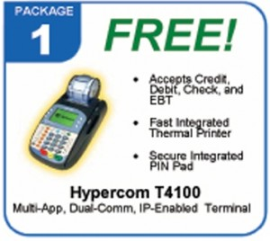Free Credit Card Terminals Supplies