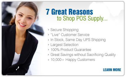 POS Supplies Merchant Supply Store