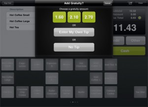 iPad Powered POS