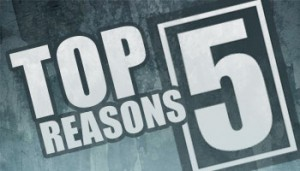 Top Reasons for accepting credit cards